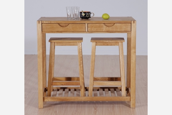 Allison Breakfast Console